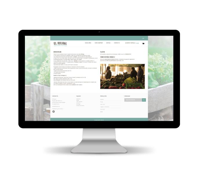 botiga online El Roural